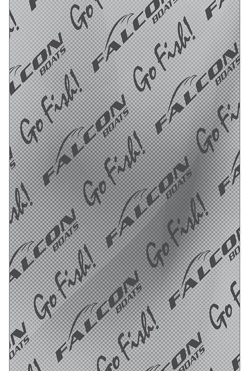Falcon Logo Neck Gaiter