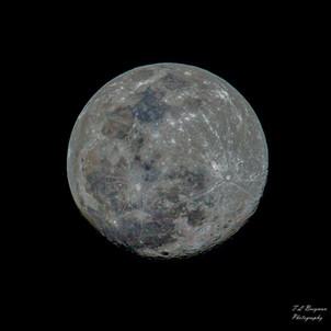 Last Full Moon in February 2021