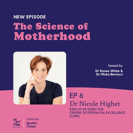 Episode 6. Dr Nicole Highet