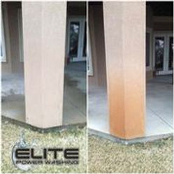 Our Products can remove rust, irrigation stains, battery stains and other contaminants from concrete sidewalks, bricks, pavers, tile, stone, stucco, vinyl siding, concrete coatings, pool decks, roof shingles, asphalt, rubber, and more…WITH NO DAMAGE to your surface.