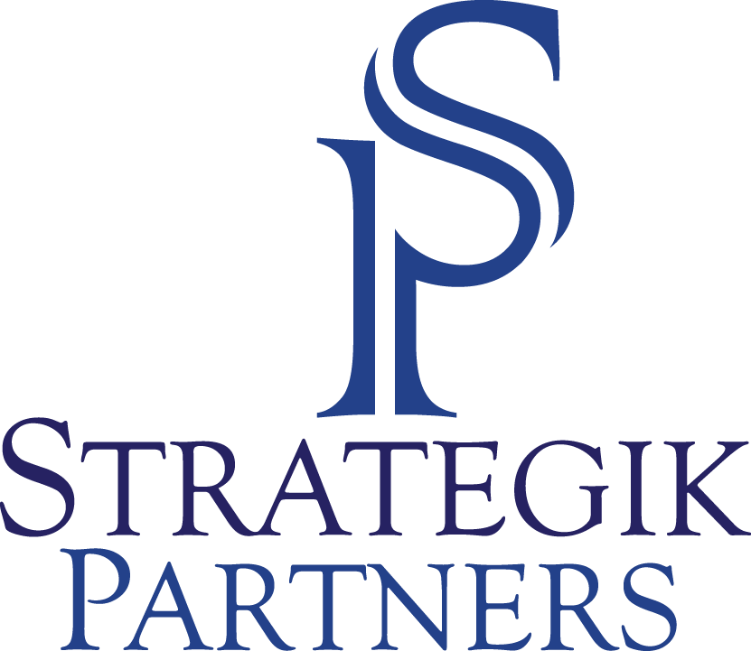 Strategik Partners Logo verticle no merge