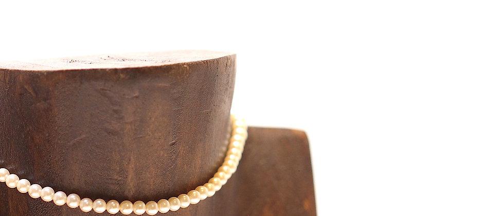 Vintage Champagne Pearls