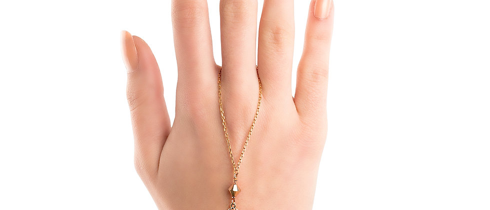 Handchain rosegold