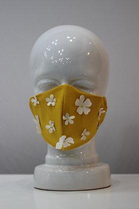 Gelbe Maske
