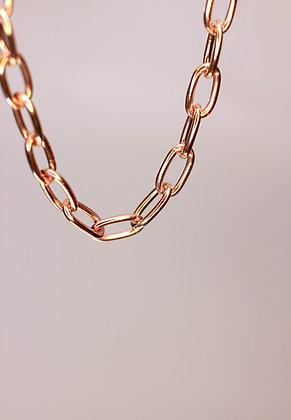 Harley Necklace Rosegold