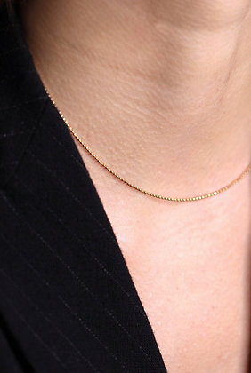 Betty Necklace Gold/Silver