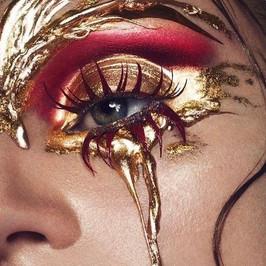Gold Rush - Hair & Make Up