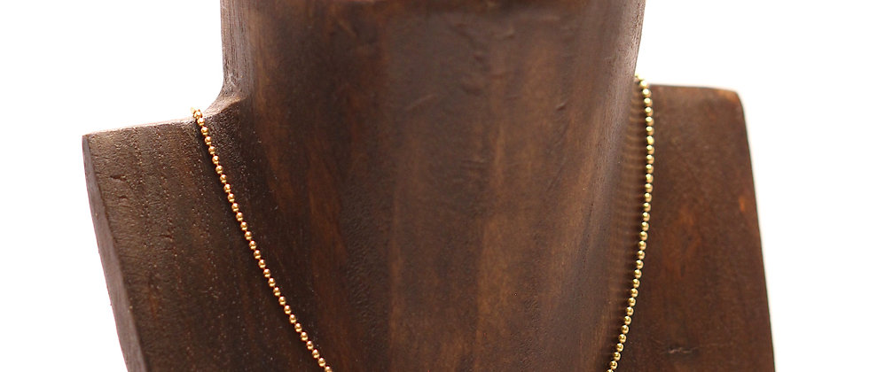 The delicate Bullet Chain