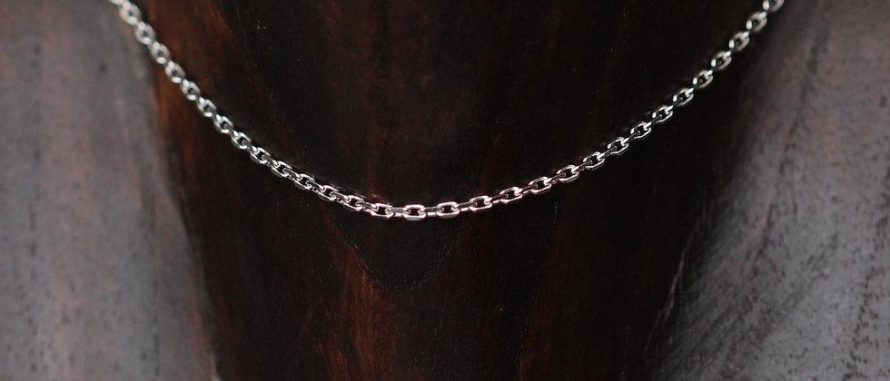 Anchor Chain Silver