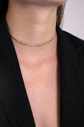 Lea Neck-Cuff Silver