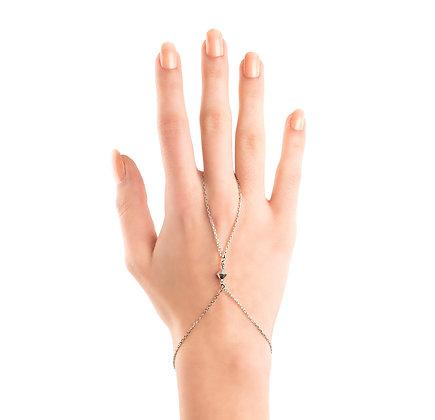 Handchain Silver