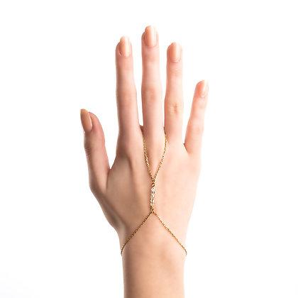 Handchain Fairydust Gold