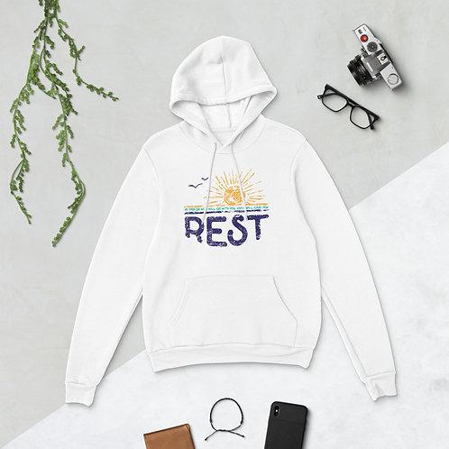 Rest Unisex hoodie