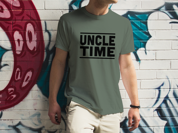 Uncle Time Tshirt