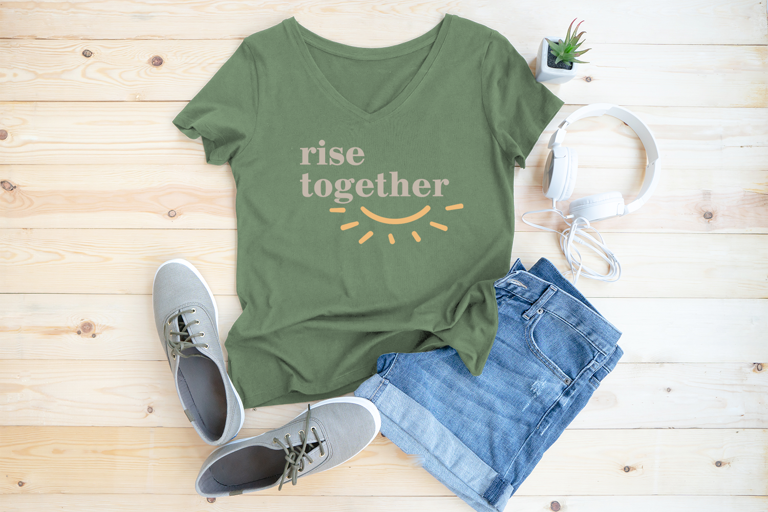 Rise Together Tshirt