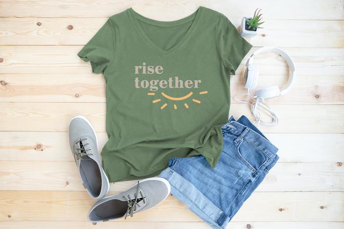 Rise Together Tshirt