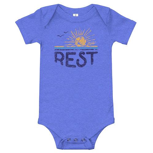 Rest Baby Onsie