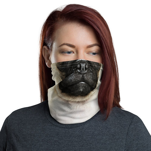 Pug Face Neck Gaiter