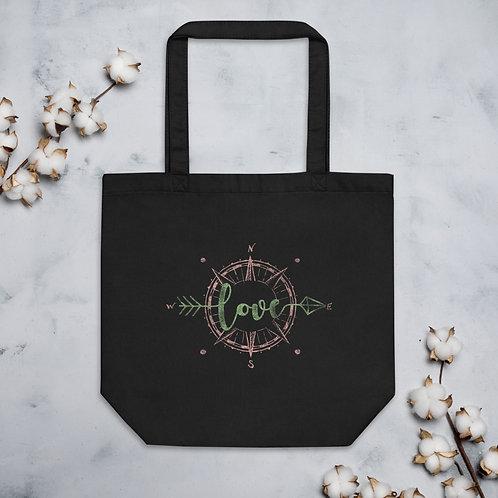 Navigating Love Eco Tote Bag