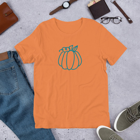 Pumpkin Crew Tshirt