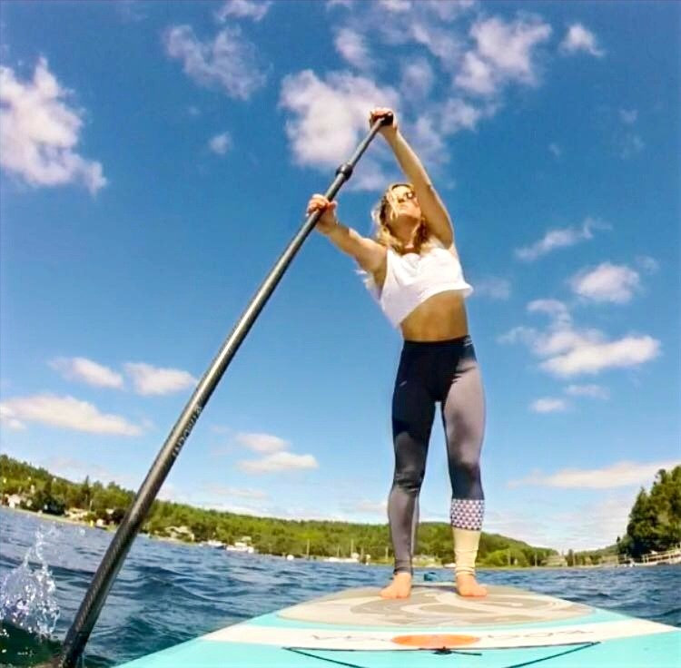 SUP + FITNESS