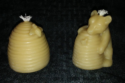 Skep candles