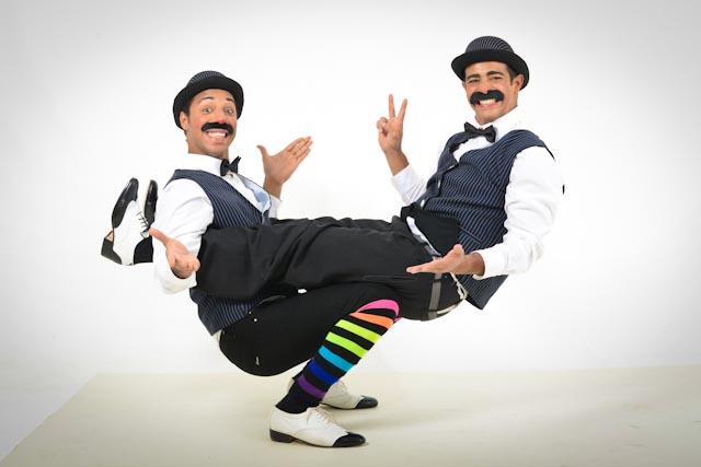 clowns circus performer