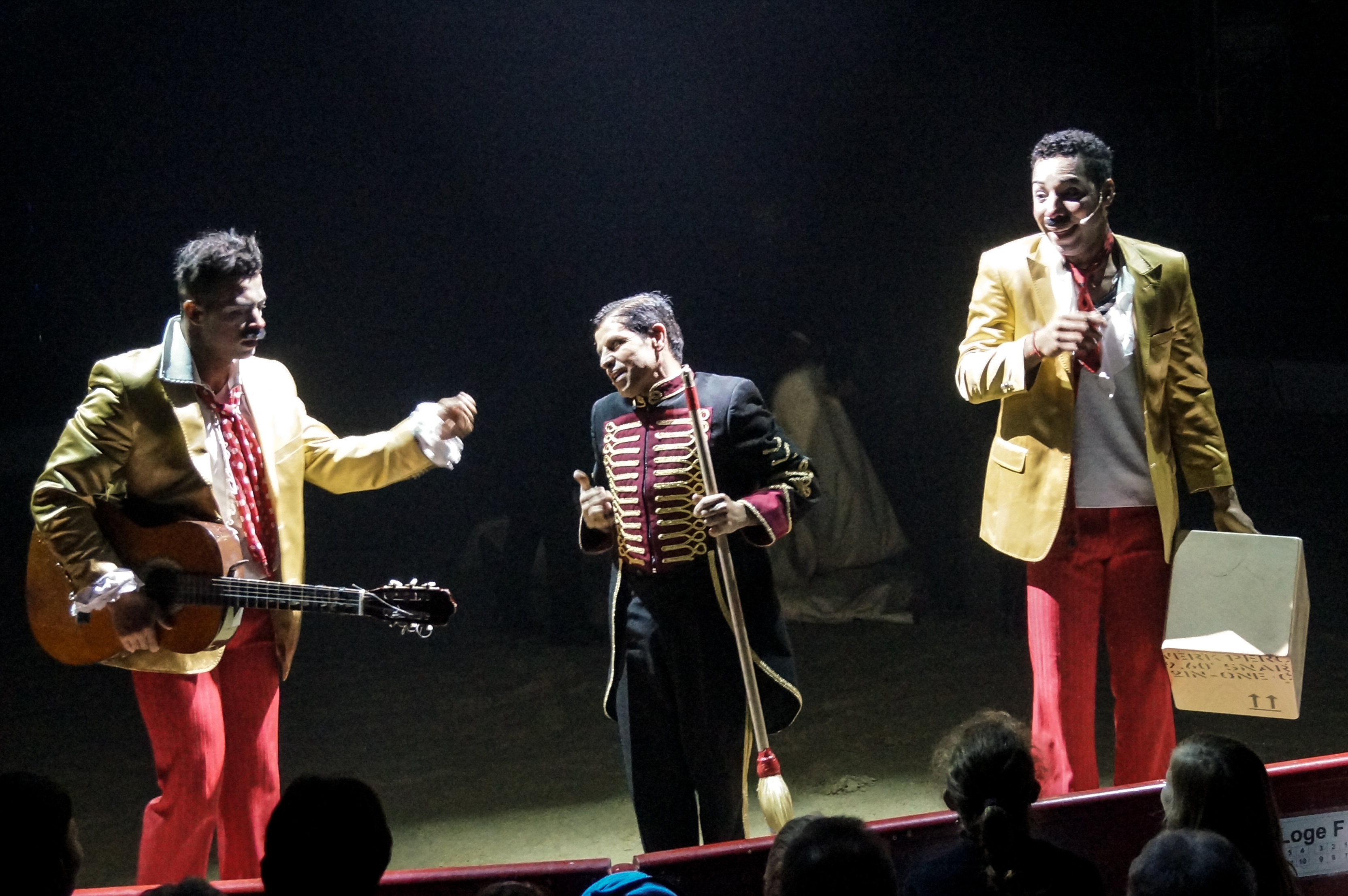 circus clown mustachebrothers