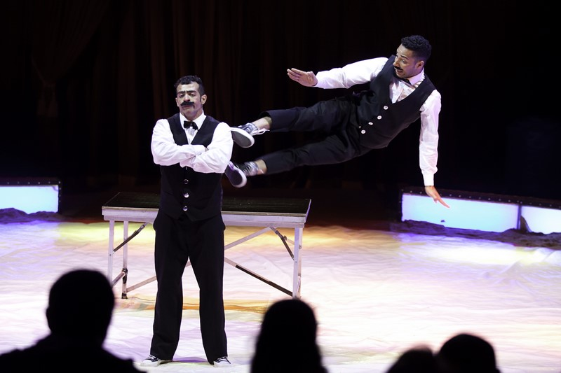 circus nock mustachebrothers