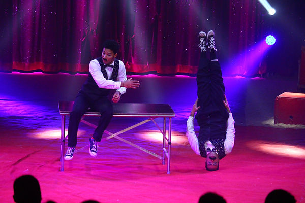 mutache brothers comedy acrobats