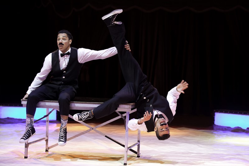 acrobat table