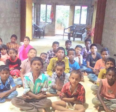 John-Babu-Orphans-in-Church.JPG