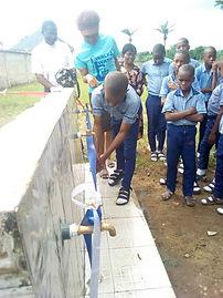 Methodist High School Owerre well comple