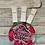 Thumbnail: 15mm x 50mm Nylon Taffeta Size Labels