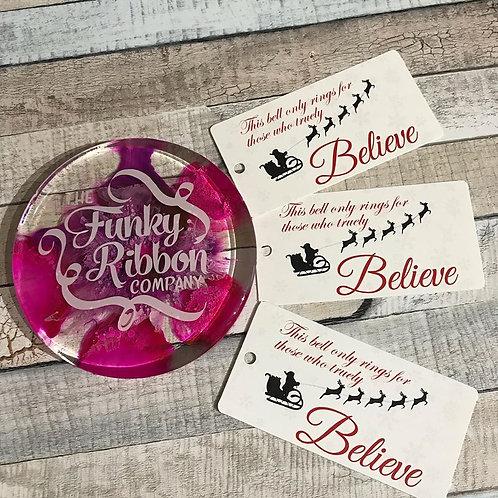 Believe tags