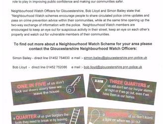 Wheatpieces Neighbourhood Watch