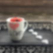 Coffret tasse idée cadeau personnalisé fait main qualité exclusive suisse MUG KADO clic step 3