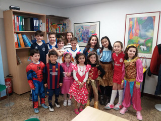 Carnaval 2019    ¡ Well done !