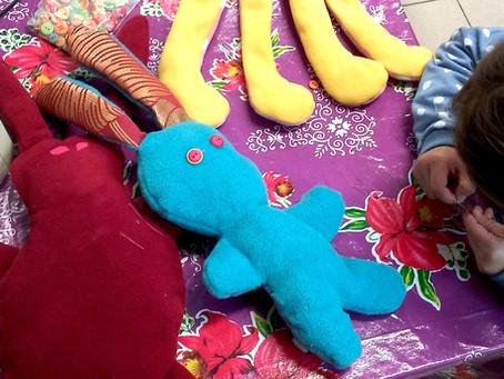 Stages enfants à la Toussaint