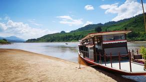 Honeymooning on the Mekong