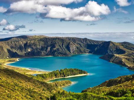 Onthaasten op de Azoren
