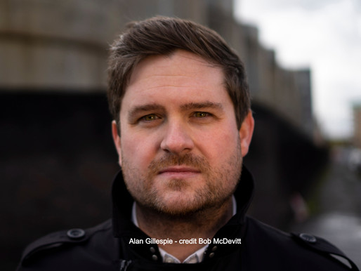 Scotch & Wry: The SWH! Podcast Talks To Alan Gillespie...