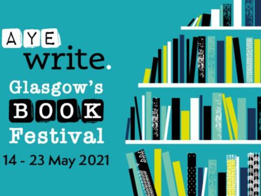 Fully Booked: A Preview Of Aye Write 2021...