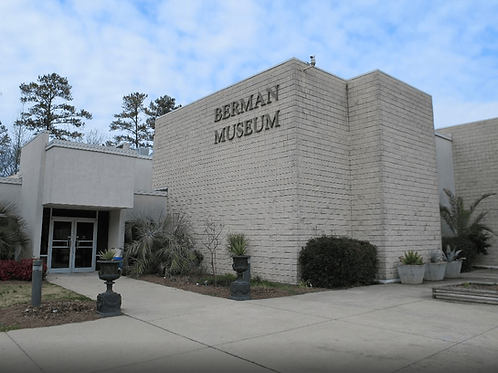 Berman Museum of World History Ticket  (11 February @ 10:00am)