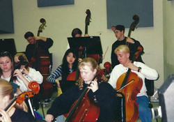 Flagstaff 1997_Cello and Basses