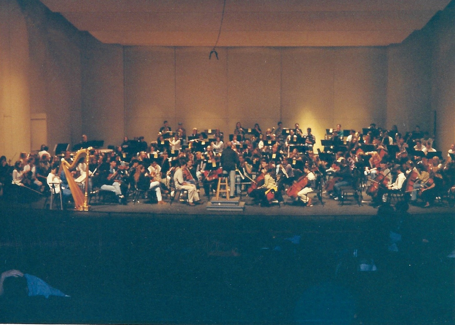 Flagstaff 1997_Dress rehearsal