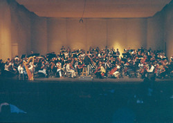 Flagstaff 1997_Dress rehearsal