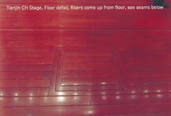 Tianjin_Concert Hall floor detail
