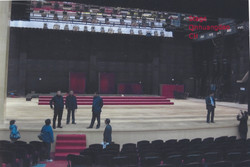 Qinhuangdao_stage with upper seating