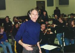 Flagstaff 1997_Karl Reinarz conductor